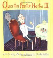 Quentin Fenton Herter Three