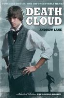 Cover of the book Death cloud : Sherlock Holmes the legend begins