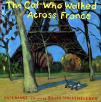 The Cat Who Walked Across France catalog link