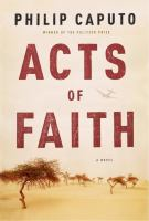 Cover of the book Acts of faith