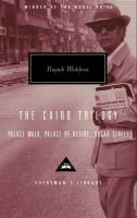 Cover of the book The Cairo trilogy