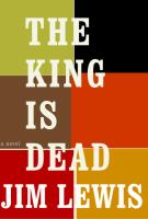 Cover of the book The king is dead