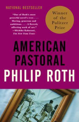 American Pastoral book jacket