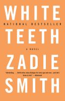 Cover of the book White teeth : a novel