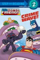 Cover Image of Crime wave&#33;