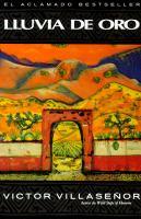 Cover of the book Lluvia de oro