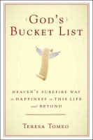 God's Bucket List