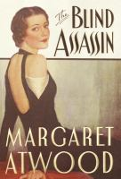 Cover of the book The blind assassin