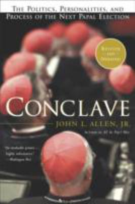 image of the book cover for Conclave