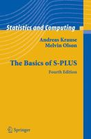The basics of S-Plus [electronic resource]