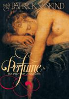Cover Image of Perfume, The Story of a Murderer