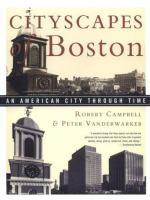 Cityscapes of Boston