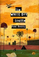 Cover of the book The white boy shuffle