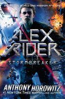 Stormbreaker, by Anthony Horowitz