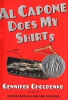 Al Capone Does My Shirts, by Gennifer Choldenko