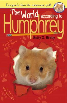 Cover of The World According to Humphrey by Betty G. Birney