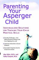 Parenting your Asperger Child