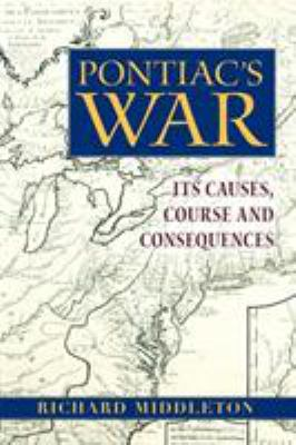 book cover of Pontiac's War