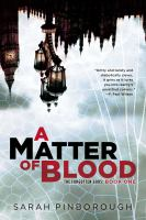 A Matter of Blood