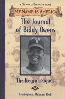 The Journal of Biddy Owens