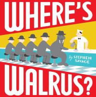 Cover of the book Where's Walrus?