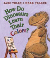 Cover Image of How do dinosaurs learn their colors?