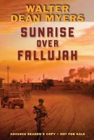 Sunrise over Fallujah catalog link