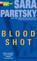 Cover of the book Blood shot