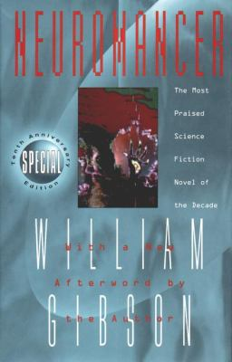Cover Image for Neuromancer by William Gibson