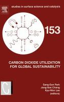 Carbon dioxide utilization for global sustainability [electronic resource] : proceedings of the 7th International Conference on Carbon Dioxide Utilization, Seoul, Korea, 12-16             October 2003