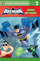 Cover Image of Batman and friends