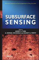 Subsurface sensing [electronic resource]