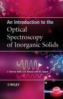 An introduction to the optical spectroscopy of inorganic solids [electronic resource]