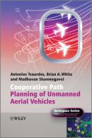 Cooperative path planning of unmanned aerial vehicles [electronic resource]