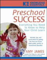 Preschool Success