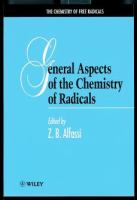 General aspects of the chemistry of radicals [electronic resource]