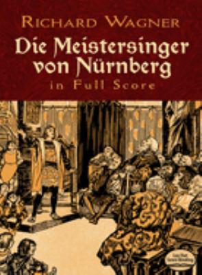 book cover of Die Meistersinger von Nürnberg