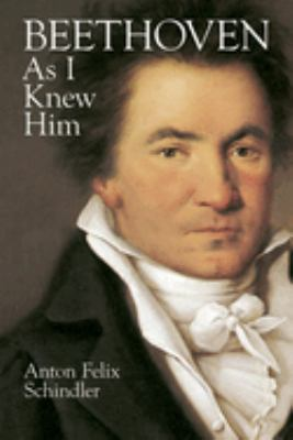cover of the book Beethoven as I Knew Him