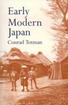 cover of the book Early Modern Japan