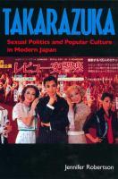 Takarazuka [electronic resource] : sexual politics and popular culture in modern Japan