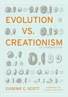 Evolution Vs. Creationism