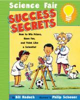 Science Fair Success Secrets