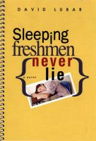 Cover Image of Sleeping Freshmen Never Lie