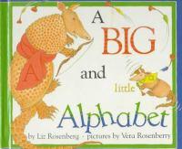 A Big and Little Alphabet