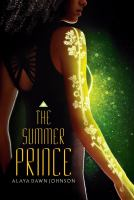 Cover of the book The summer prince