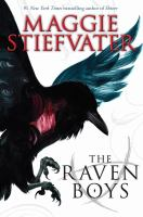 Cover of the book The Raven Boys