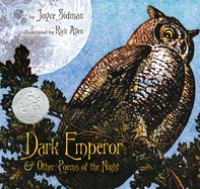 Cover of the book Dark emperor & other poems of the night