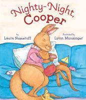 Nighty-night, Cooper