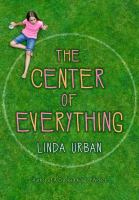 Cover Image of Center of everything
