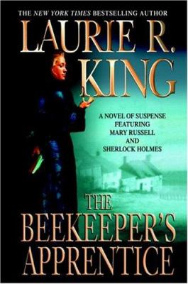 Cover art for The Beekeeper's Apprentice